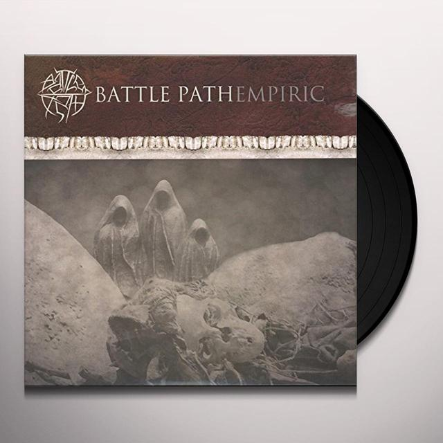 Battle Path EMPIRIC Vinyl Record - Holland Release