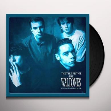 Waltones VERY BEST OF Vinyl Record - Holland Import