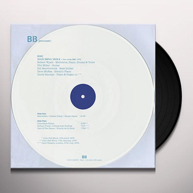 Matching Mole BBC 1972 Vinyl Record - Italy Import