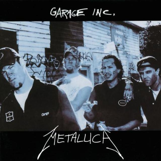 Metallica GARAGE INC. CD