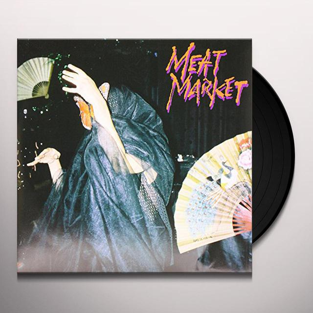 Meat Market TOO TIRED Vinyl Record