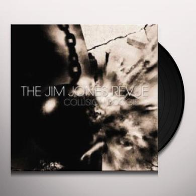 The Jim Jones Revue COLLISION BOOGIE Vinyl Record - UK Release