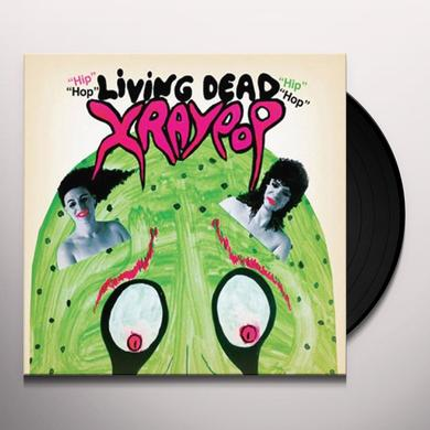 X Ray Pop LIVING DEAD Vinyl Record - UK Import