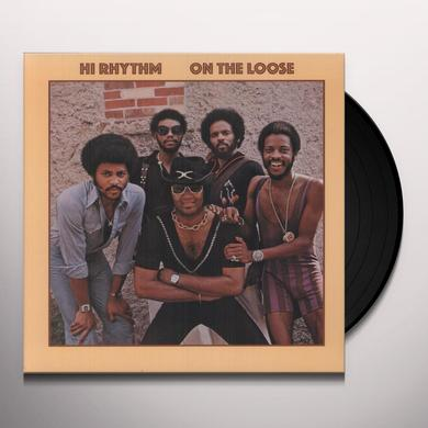 Hi Rhythm Band ON THE LOOSE Vinyl Record