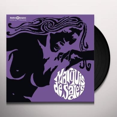 Bruno Nicolai MARQUIS DE SADE Vinyl Record - UK Import