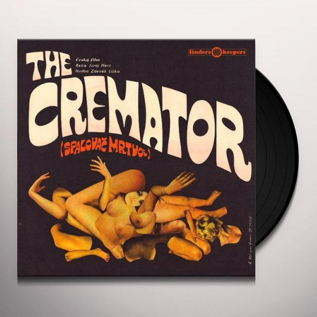 Soundtrack (Uk) MORGIANA/THE CREMATOR Vinyl Record
