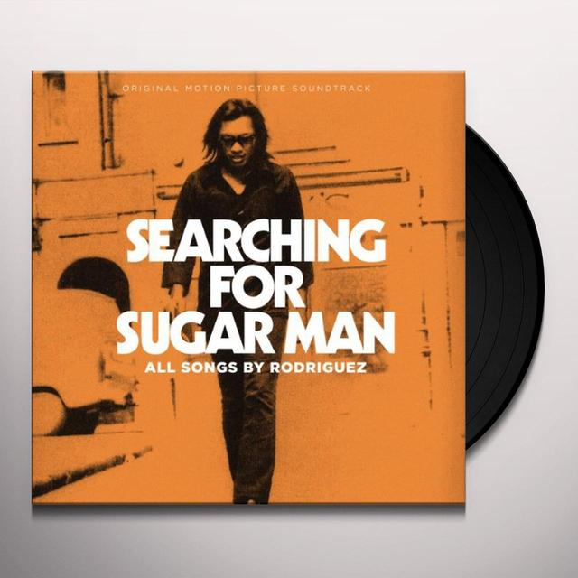 Various Artists (Ger) SEARCHING FOR SUGAR MAN (GER) Vinyl Record