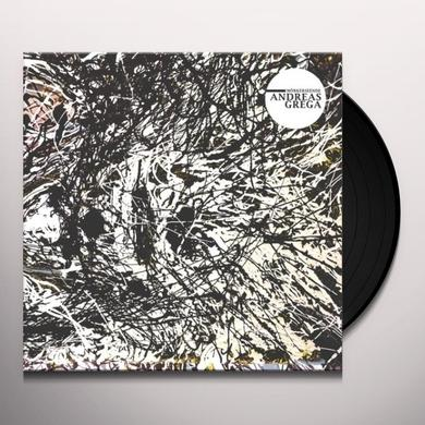 Andreas Grega MORKERSEENDE Vinyl Record - Sweden Release
