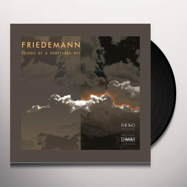 Friedemann ECHOES OF A SHATTERED SKY (GER) Vinyl Record