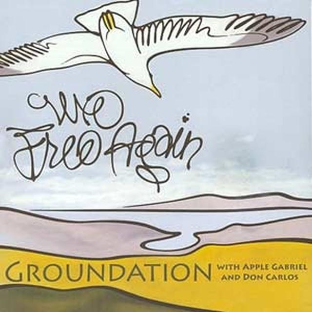 Groundation WE FREE AGAIN Vinyl Record - Holland Import