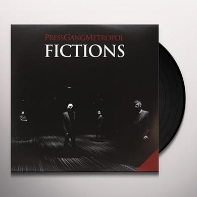 Press Gang Metropol CHECKPOINT (FRA) Vinyl Record