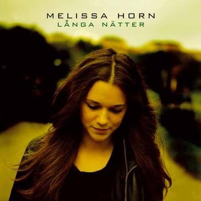 Melissa Horn LANGA NATTER Vinyl Record - Sweden Import