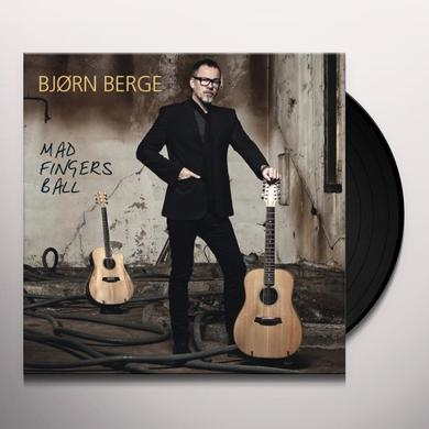 Bjorn Berge MAD FINGERS BALL (GER) Vinyl Record