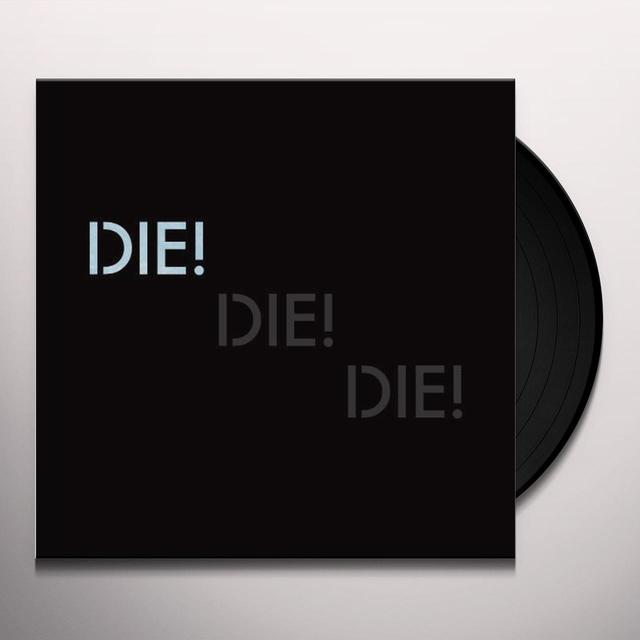 Die Die Die HARMONY Vinyl Record - UK Import