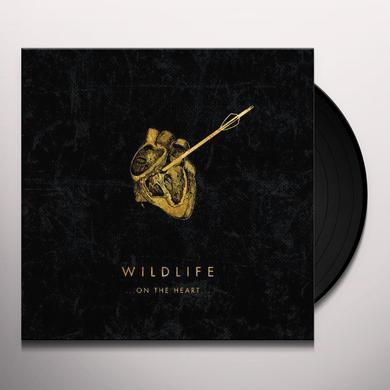 Wildfire ON THE HEART Vinyl Record