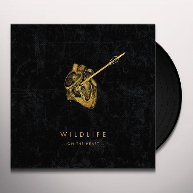 Wildfire ON THE HEART Vinyl Record - Canada Import
