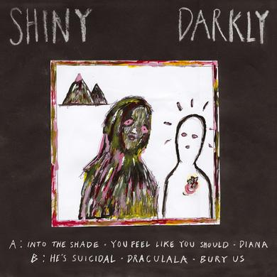 SHINY DARKLY EP Vinyl Record