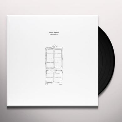 Battisti Lucio L'ATTESA Vinyl Record - Italy Import