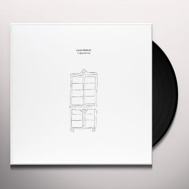 Lucio Battisti L'ATTESA Vinyl Record