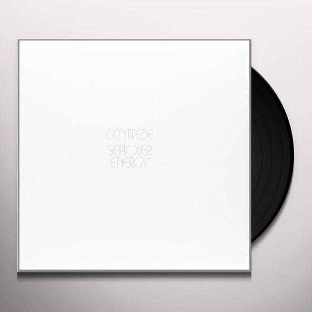 Centipede SEPTOBER ENERGY Vinyl Record - Italy Release