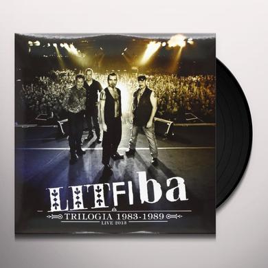 Litfiba TRILOGIA 1983-89 (GER) Vinyl Record