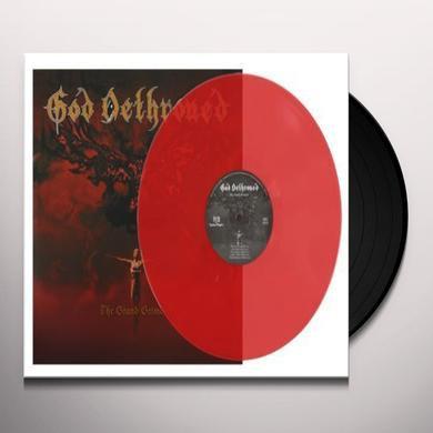 God Dethroned GRAND GRIMOIRE Vinyl Record