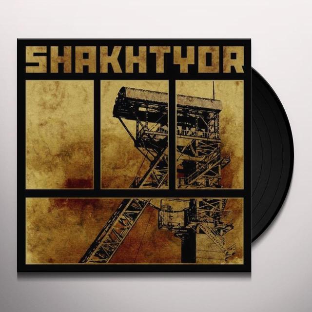 SHAKHTYOR (GER) Vinyl Record