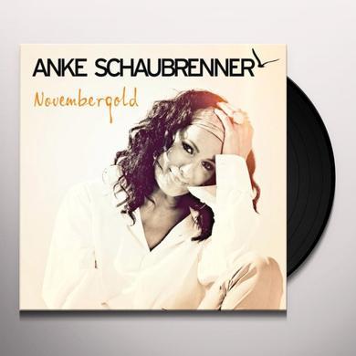 Anke Schaubrenner NOVEMBERGOLD (GER) Vinyl Record