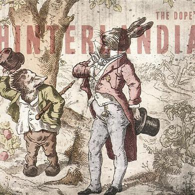 Dope HINTERLANDIA Vinyl Record