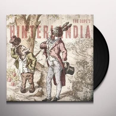 Dope HINTERLANDIA (GER) Vinyl Record