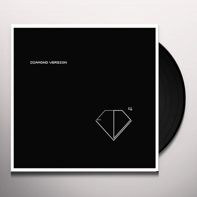 Diamond Version EP 4 Vinyl Record - UK Import
