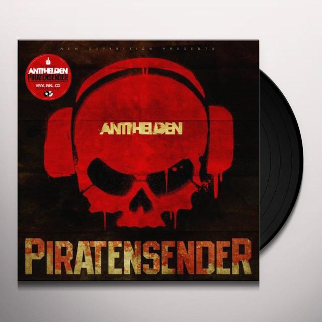 Antihelden PIRATENSENDER Vinyl Record