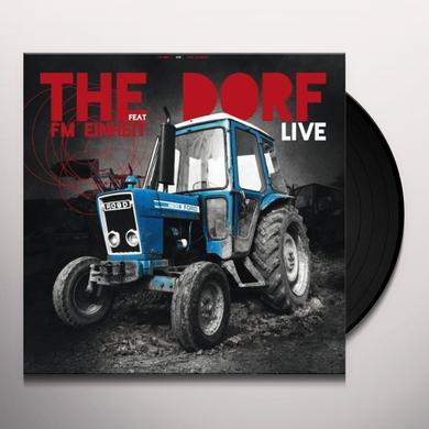 Dorf LIVE Vinyl Record