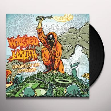 Wasted Youth KNIGHTS OF THE OPPRESSED (GER) Vinyl Record