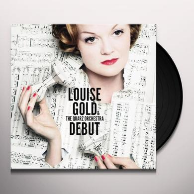 Louise Gold & Quarz DEBUT Vinyl Record