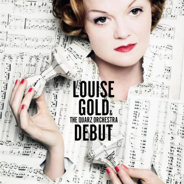 Louise Gold & Quarz DEBUT (GER) Vinyl Record