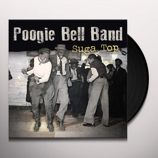 Poogie Bell Band SUGA TOP (GER) Vinyl Record
