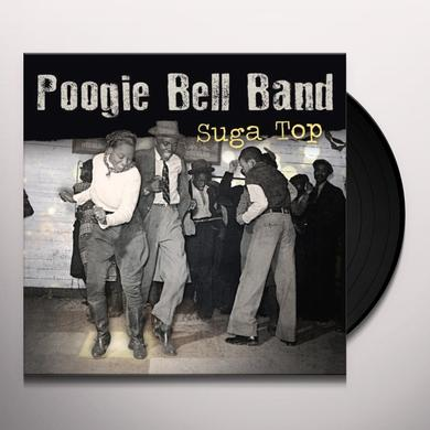 Poogie Bell Band SUGA TOP Vinyl Record