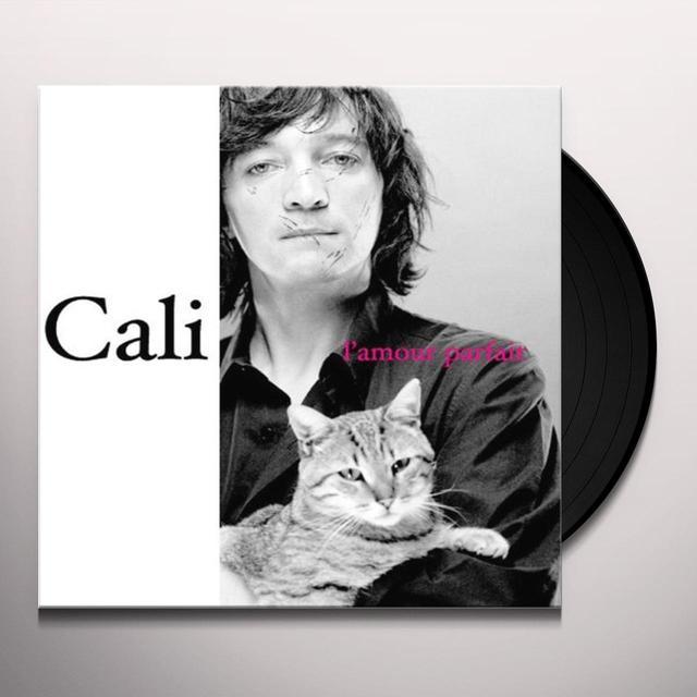 Cali L'AMOUR PARFAIT (FRA) Vinyl Record