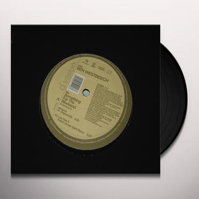 Ben Westbeech SOMETHING FOR THE WEEKEND Vinyl Record - UK Import