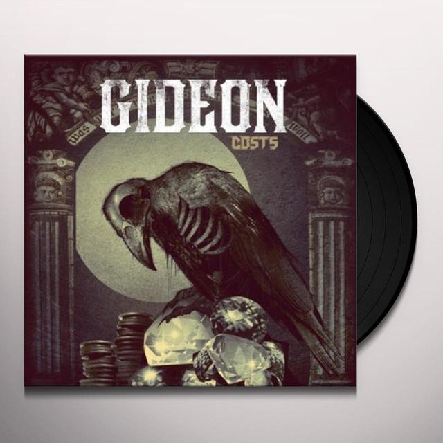 Gideon COSTS Vinyl Record - UK Import