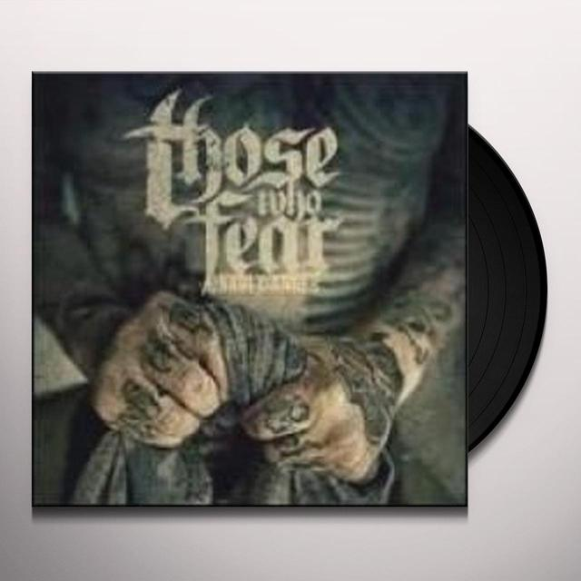 Those Who Fear UNHOLY ANGER Vinyl Record