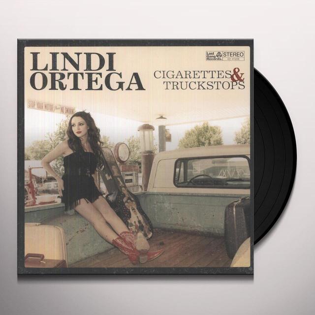 Lindi Ortega CIGARETTES & TRUCKSTOPS (CAN) (Vinyl)