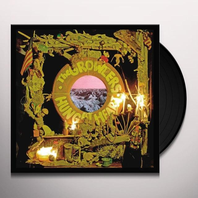 The Growlers HUNG AT HEART Vinyl Record - UK Import