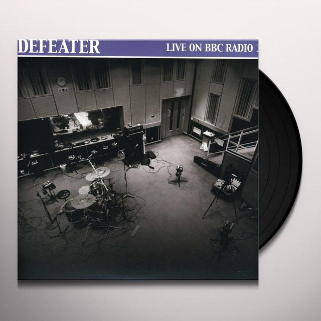 Defeater LIVE ON BBC RADIO 1 Vinyl Record - UK Import