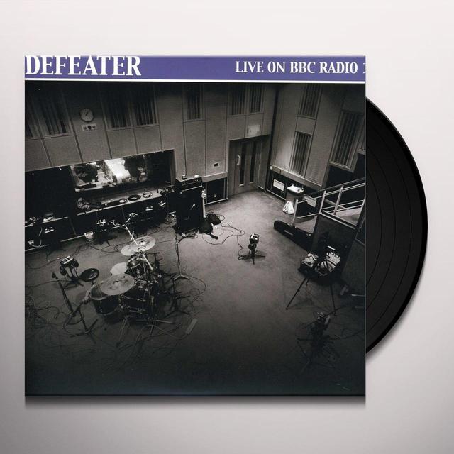 Defeater LIVE ON BBC RADIO 1 Vinyl Record - UK Import