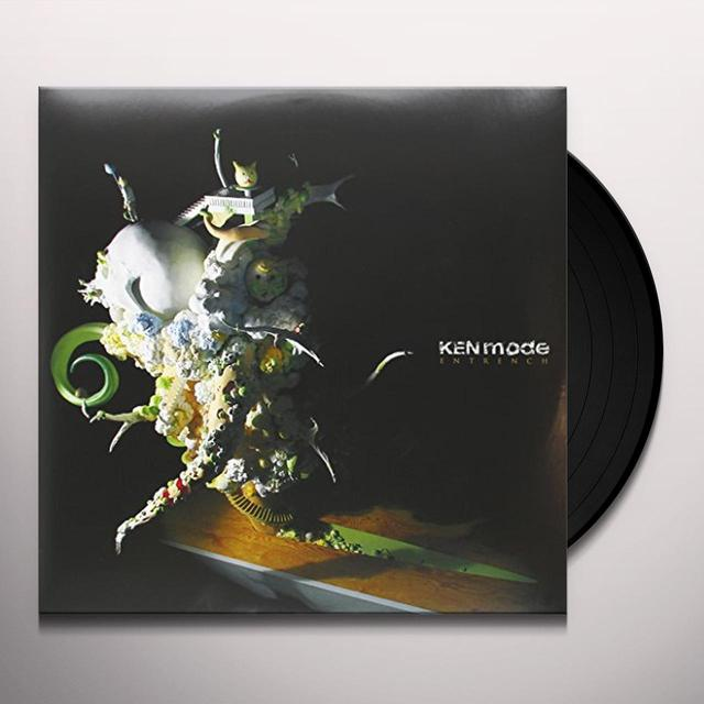 Ken Mode ENTRENCH Vinyl Record - UK Import