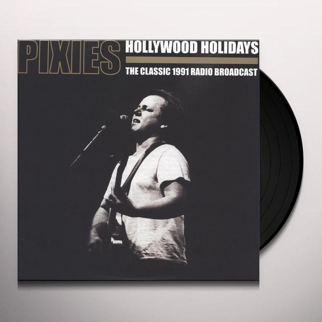 Pixies HOLLYWOOD HOLIDAYS Vinyl Record - UK Import