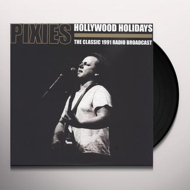 Pixies HOLLYWOOD HOLIDAYS Vinyl Record - UK Release