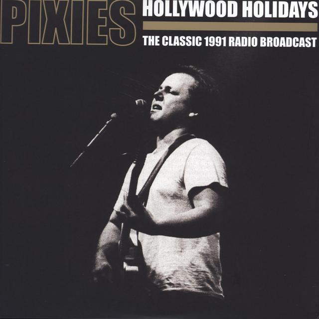 Pixies HOLLYWOOD HOLIDAYS Vinyl Record - UK Import